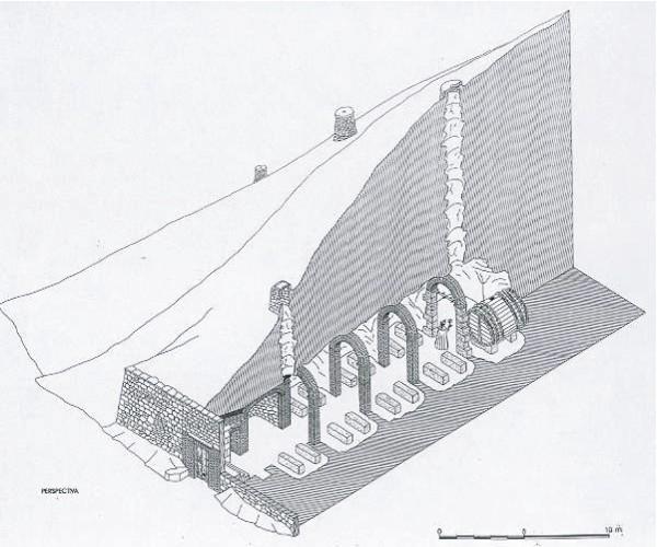 Bodega de Casa Gabás