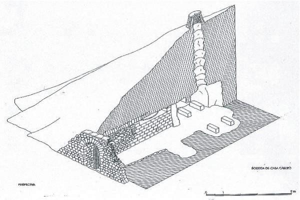 Bodega de Casa Casero