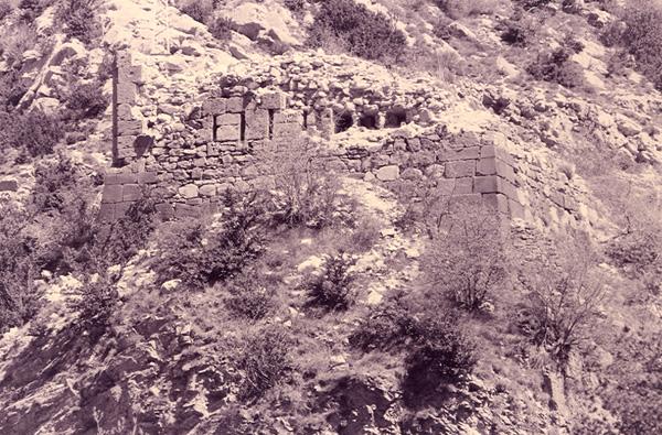 Torre desde el suroeste