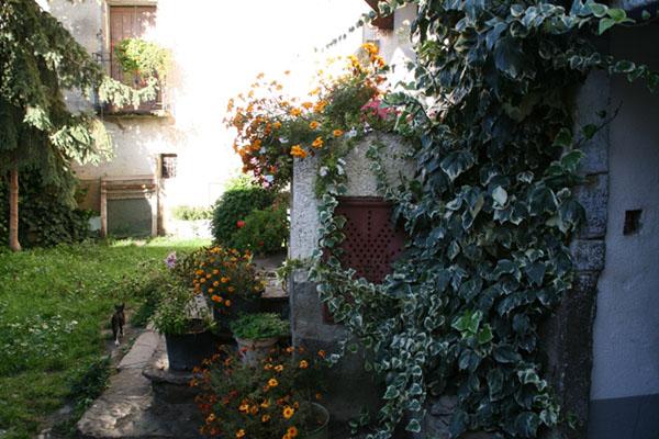 Exterior pozo casa Pérez