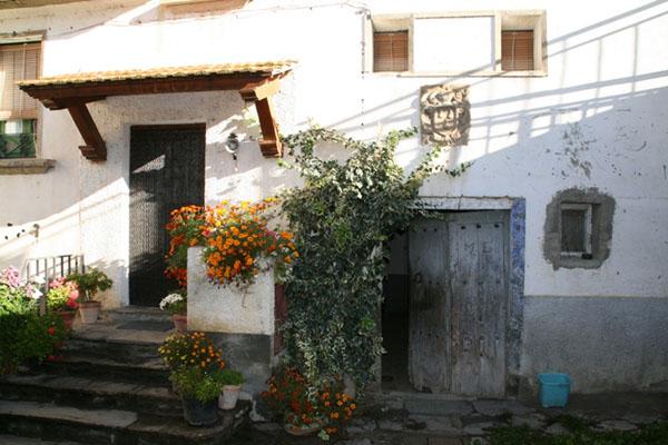 Fachada casa Pérez