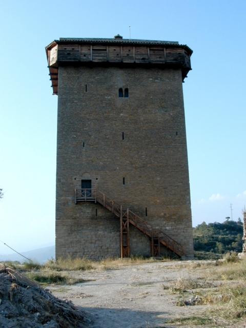 Torre desde el sur