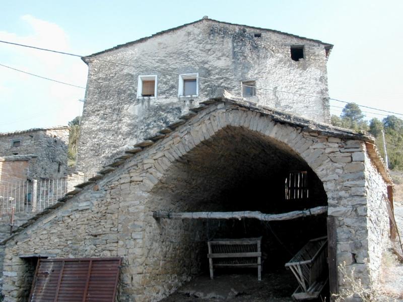 Borda de casa Torrocella