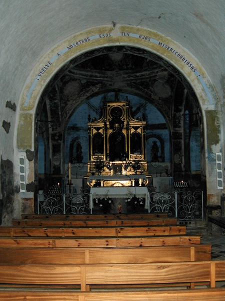Iglesia. Cabecera. 2000