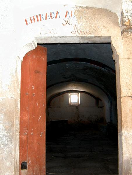 Casal. Sala de Arcusa. 2000