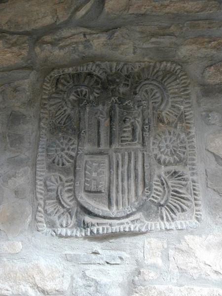 Escudo antiguo de los Ballarín