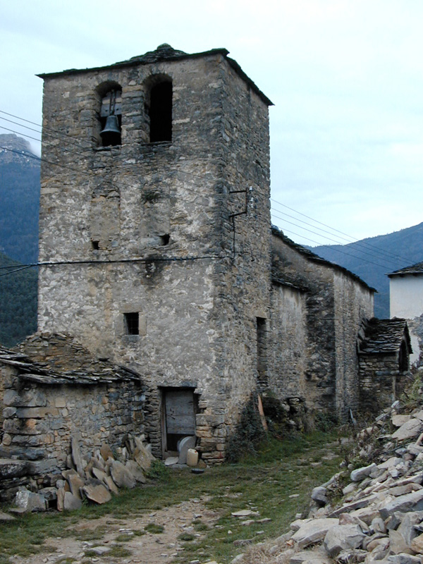 Torre y costado norte. 2001