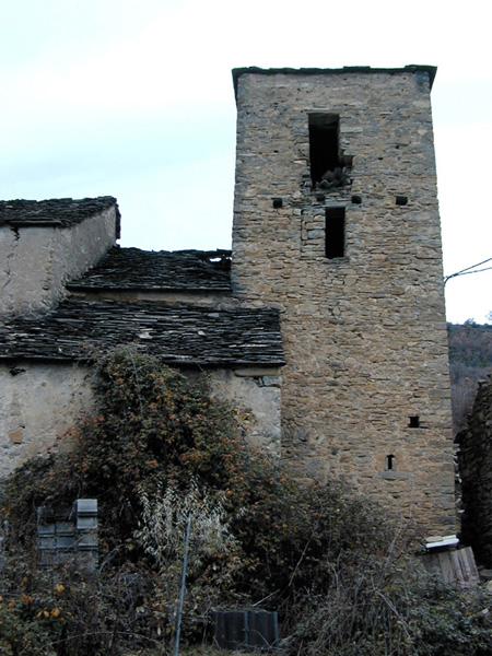 Torre desde el sur. 2001