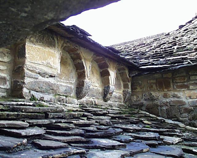 Exterior. Arquillos. 2001