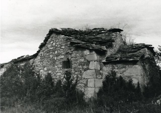 Vista general antes de la restauración
