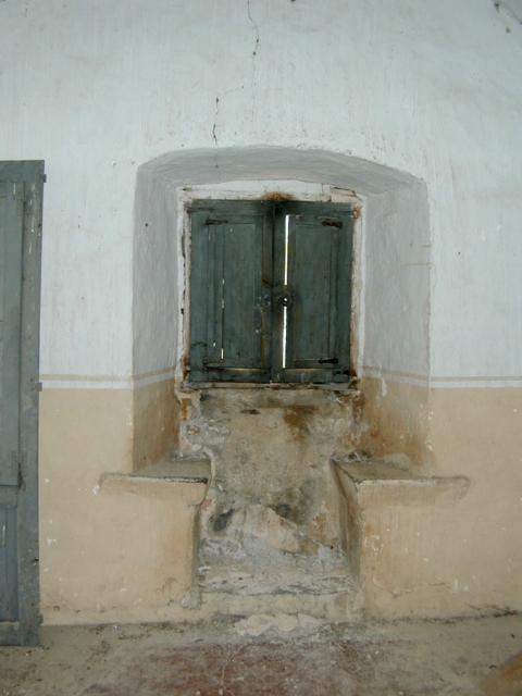 Festejador del siglo XVI. Interior de la torre