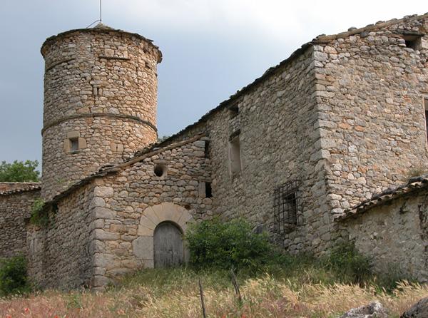 Casa, capilla y torre