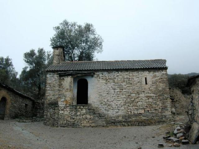 Iglesia De San Vicente Mártir Beleder Sipca