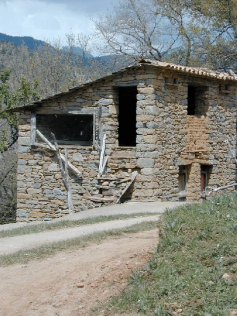Borda de casa El Hostal