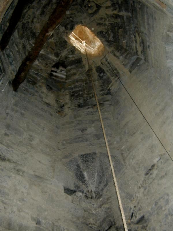 Torre. Interior