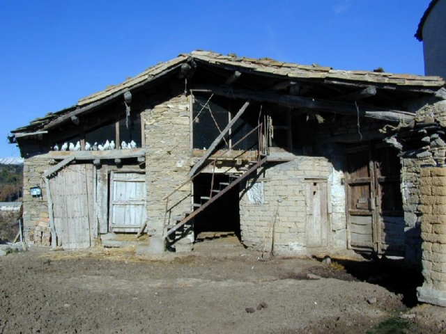 Corral de casa Calvera
