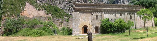 Iglesia y palacio prioral