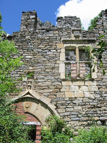 Palacio prioral. Fachada