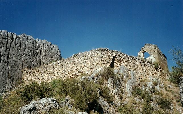 Castillo-ermita de San Vicente