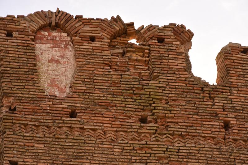 Torre. Galería de arquillos