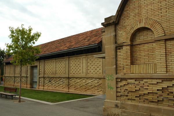 Fachadas laterales