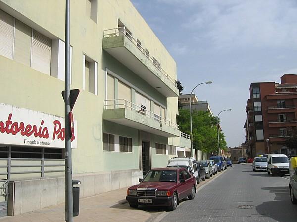 Casa Polo, fachada lateral