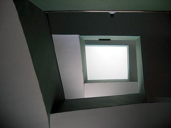 Casa Polo, escalera interior