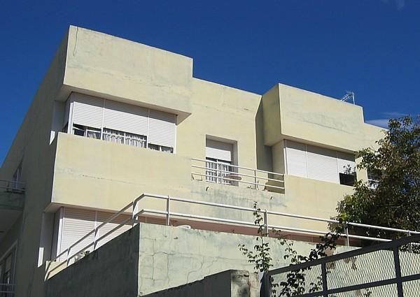 Casa Polo, vista frontal
