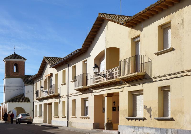Casas (calle de la Iglesia)