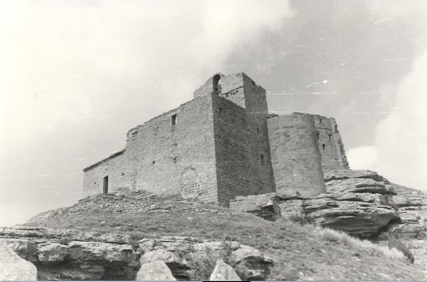 Ermita de la Virgen. Sureste. 1979