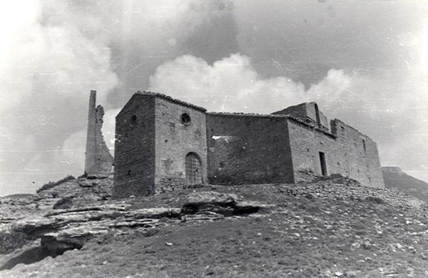 Ermita de la Virgen. Suroeste. 1979