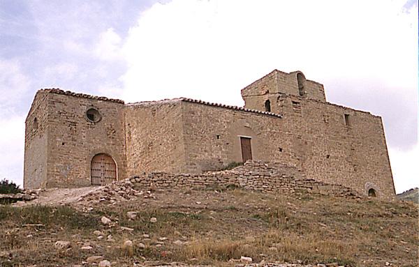 Ermita de la Virgen. Sur. 1997