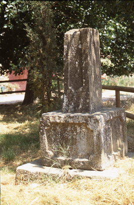 Cruz de la fuente