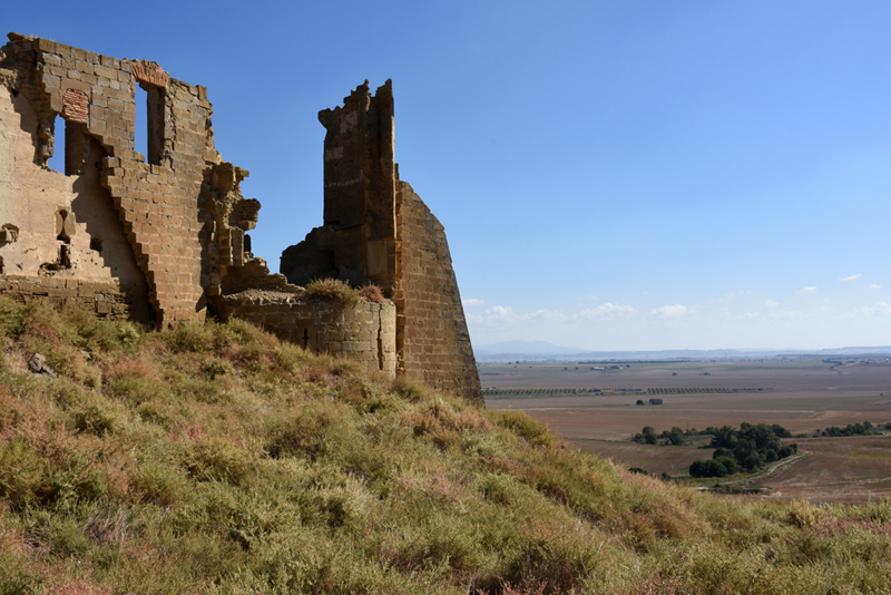 Torre sureste y contrafuerte