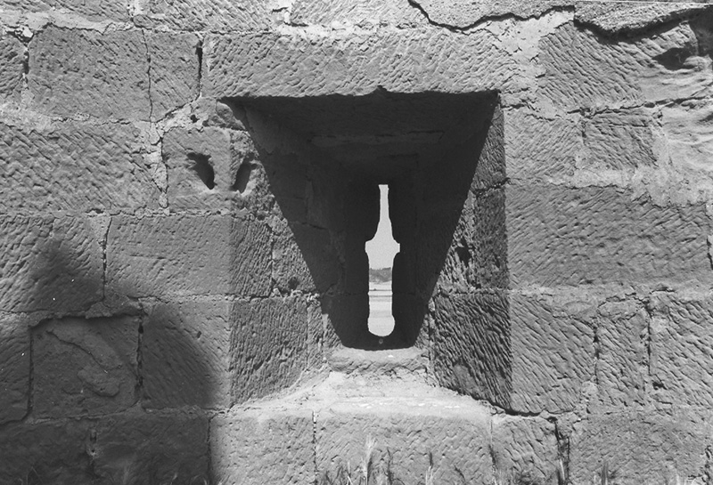 Torre sureste. Aspillera