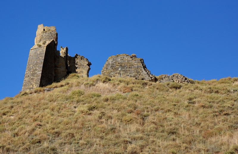 Lienzo este y torre sureste