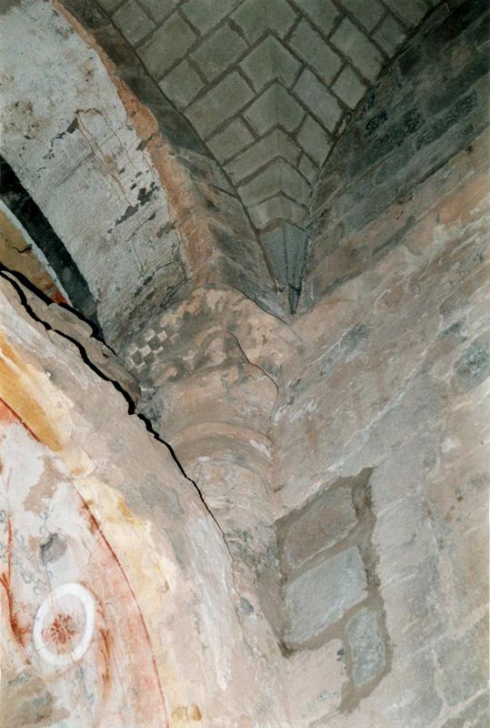 Capitel románico. 2000
