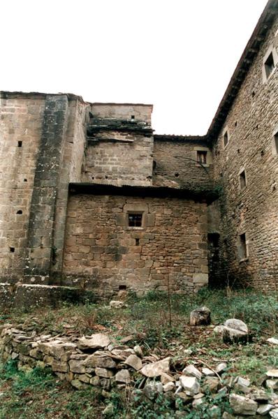 Exterior. Norte. Sacristía. 2000