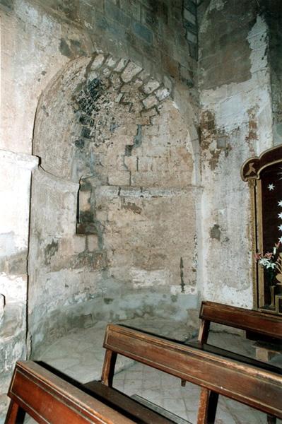 Absidiolo románico. 2000