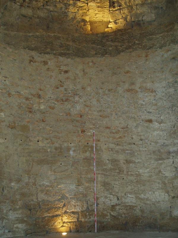Aparejos paredes del pozo