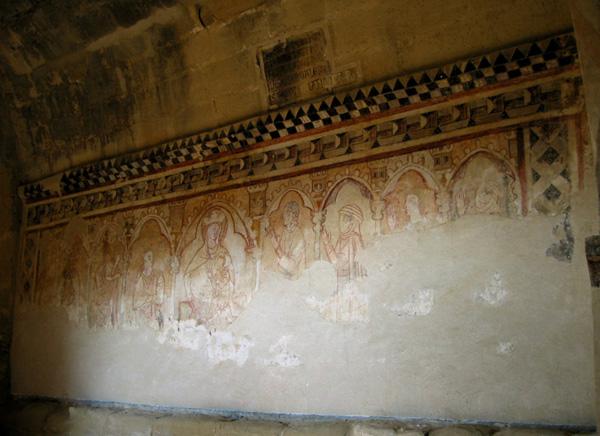 Muro norte. Epifanía