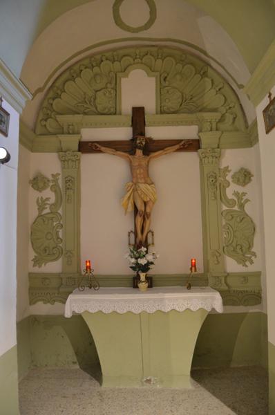 Capilla del Cristo Crucificado