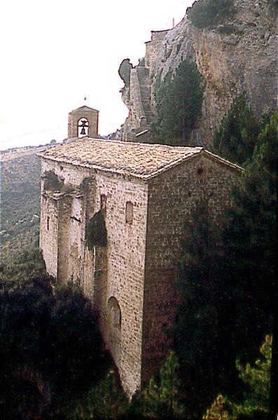 Ermita. Exterior. 1997