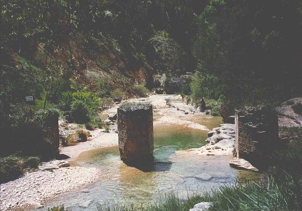 Puente del Isuala