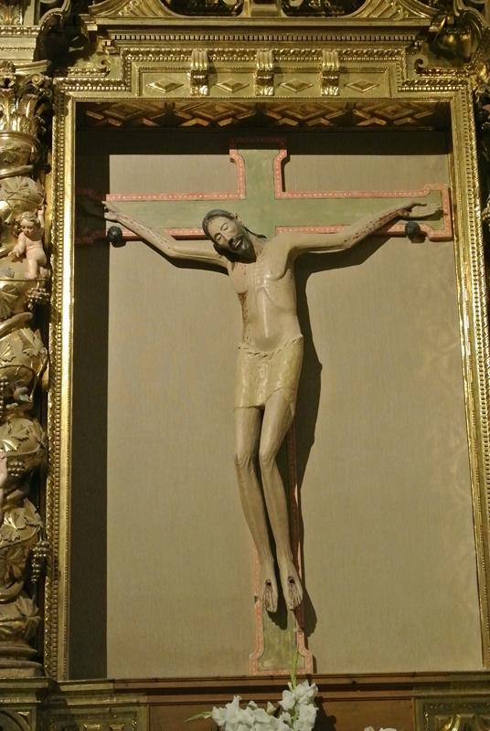Cristo de Lecina