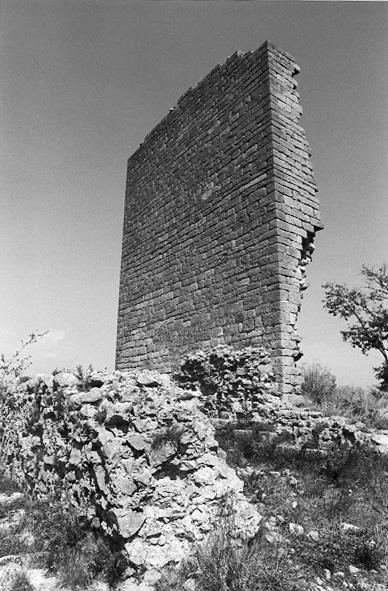Torre superior y aljibe. 1997