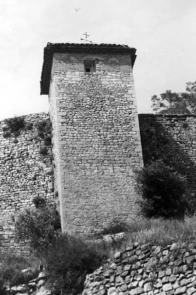Torre de la muralla. 1997