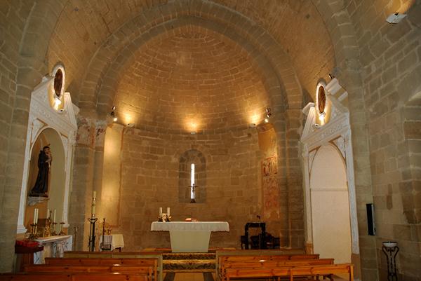 Interior. Cabecera