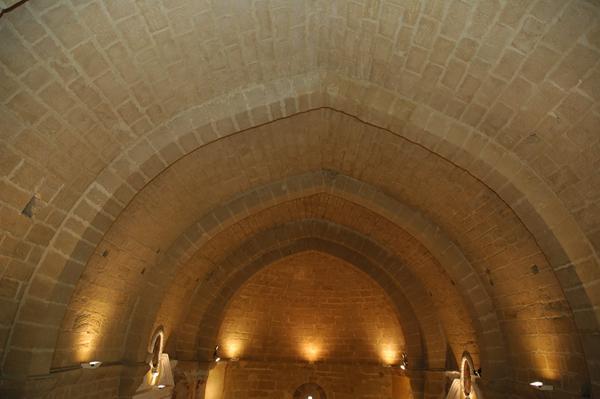 Bóveda de la nave