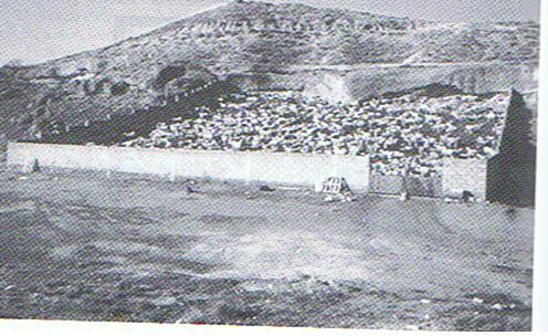 Corral (sierra de las Faceras)